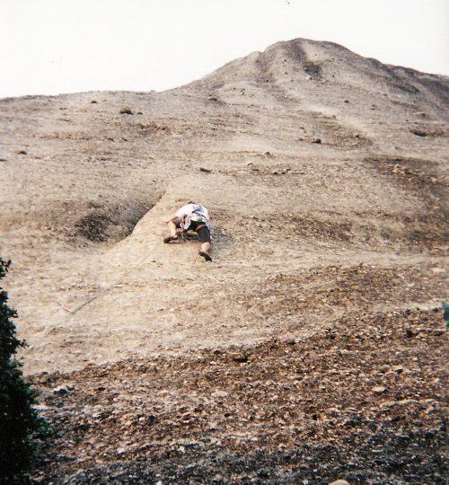 2000-08-30 Ουράνια Σκάλα Υψηλοτέρα 1η Σχοινιά